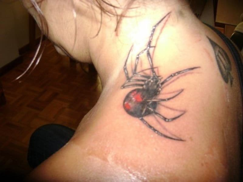 125 Great Spider Tattoos Meanings Wild Tattoo Art