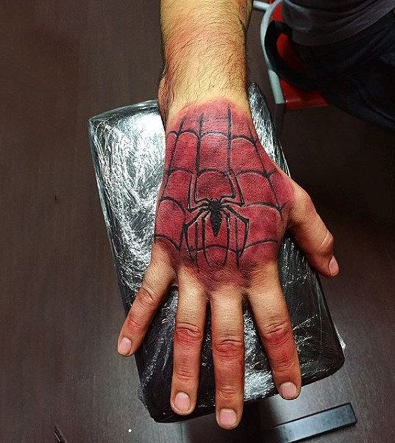 0c9bb73e0 125 Great Spider Tattoos (+ Meanings) - Wild Tattoo Art
