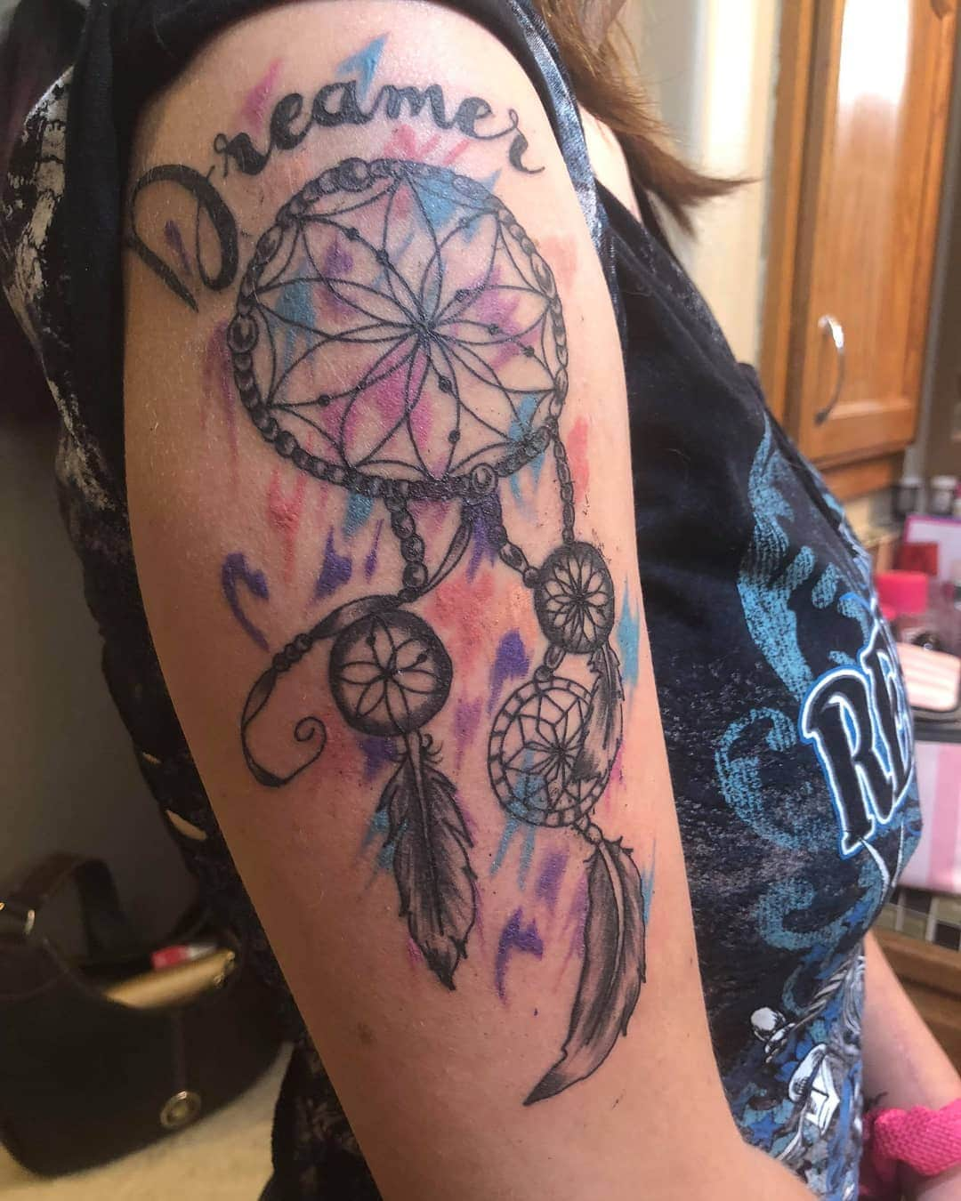 155 Best Dreamcatcher Tattoo Ideas That You Can Consider Wild