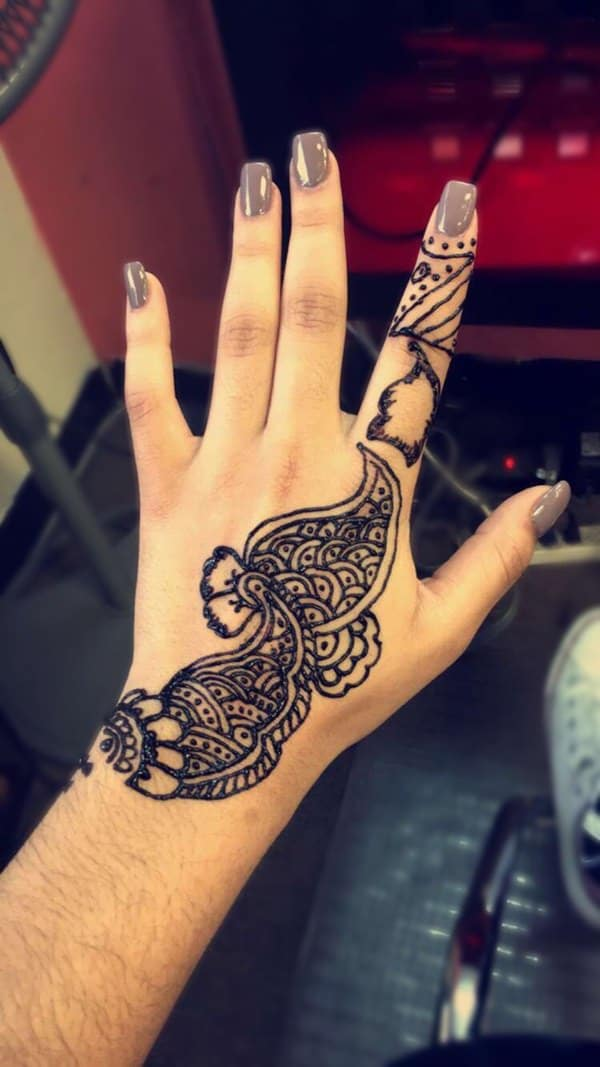 Professional Henna Tattoo Artists For Hire In Austin: Henna Tattoos: Everything You Need To Know [+100 Great