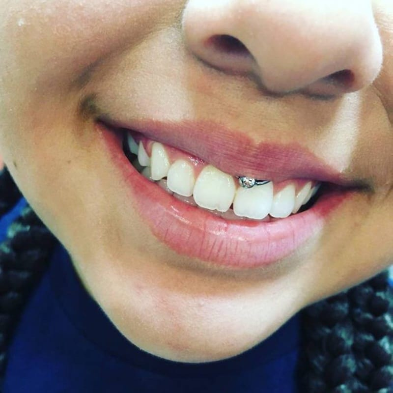 5 Reasons To Get A Smiley Piercing With 75 Pictures Wild Tattoo Art
