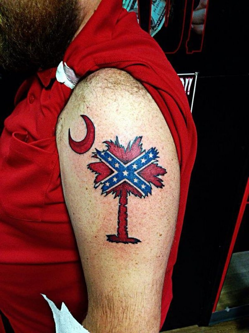 rebel-flag-tattoo