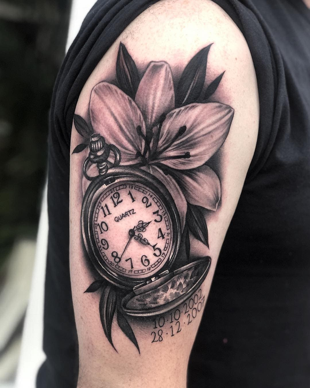 10 Floral Tattoo Artists You Could Trust Your Skin To: 125+ Flower Tattoo Ideas That You Can Try (with Meanings