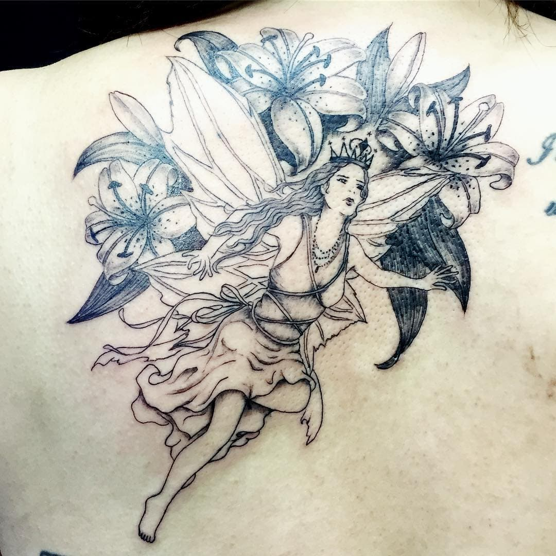 125 Flower Tattoo Ideas That You Can Try With Meanings Wild