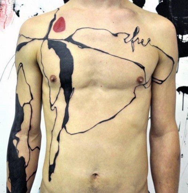 125 Abstract Tattoo Ideas You Must Consider Trying - Wild