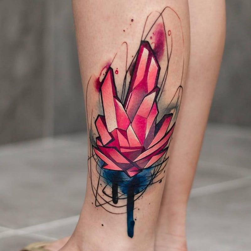 125 Abstract Tattoo Ideas You Must Consider Trying Wild