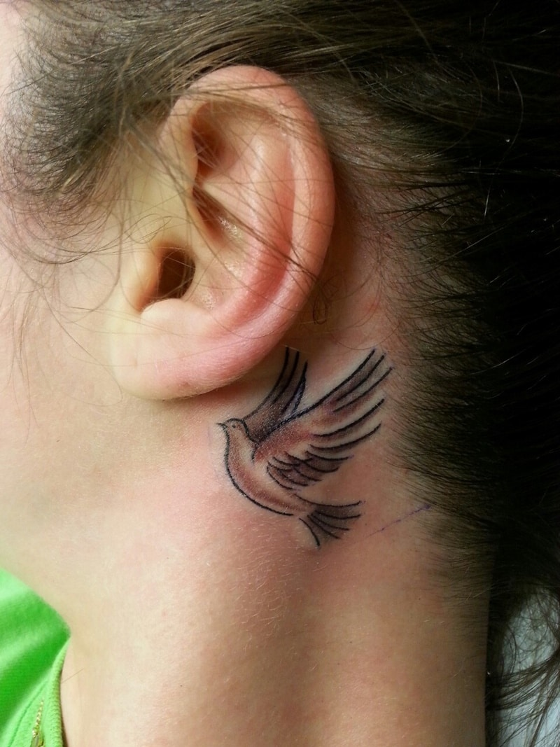 150 Behind The Ear Tattoos That Will Blow Your Mind Wild Tattoo Art The colorful behind the ear books is an inspiration, if you are looking to have book tattoo engraved on. 150 behind the ear tattoos that will