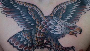 eagle-tattoos