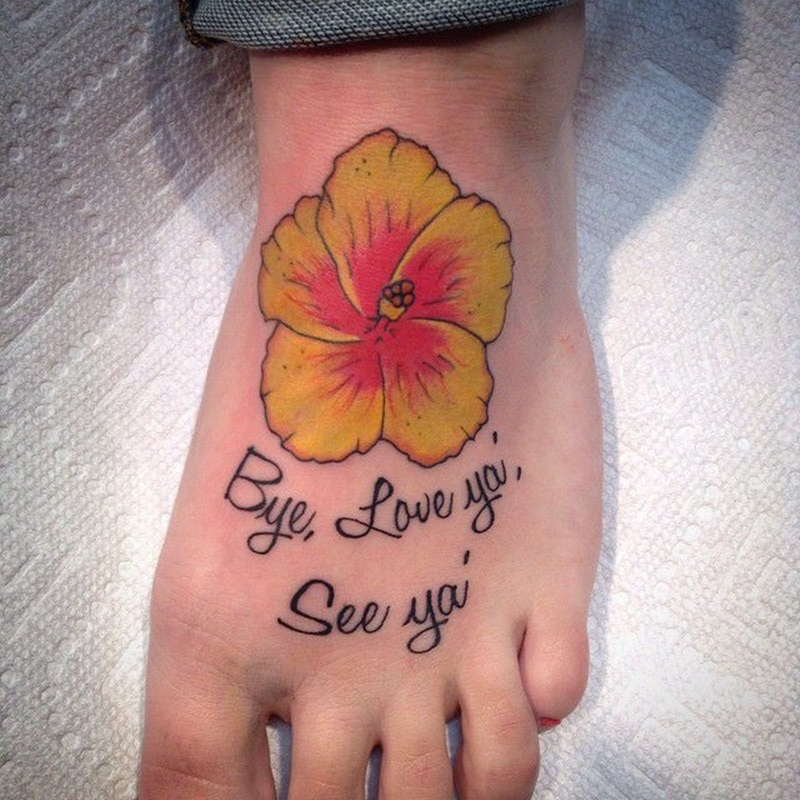 125 Hibiscus Tattoos That Will Mesmerize People Around You Wild
