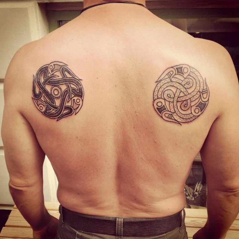 125 Nordic (Viking) Tattoos You Will Love (with Meanings ...Norse Viking Tattoos