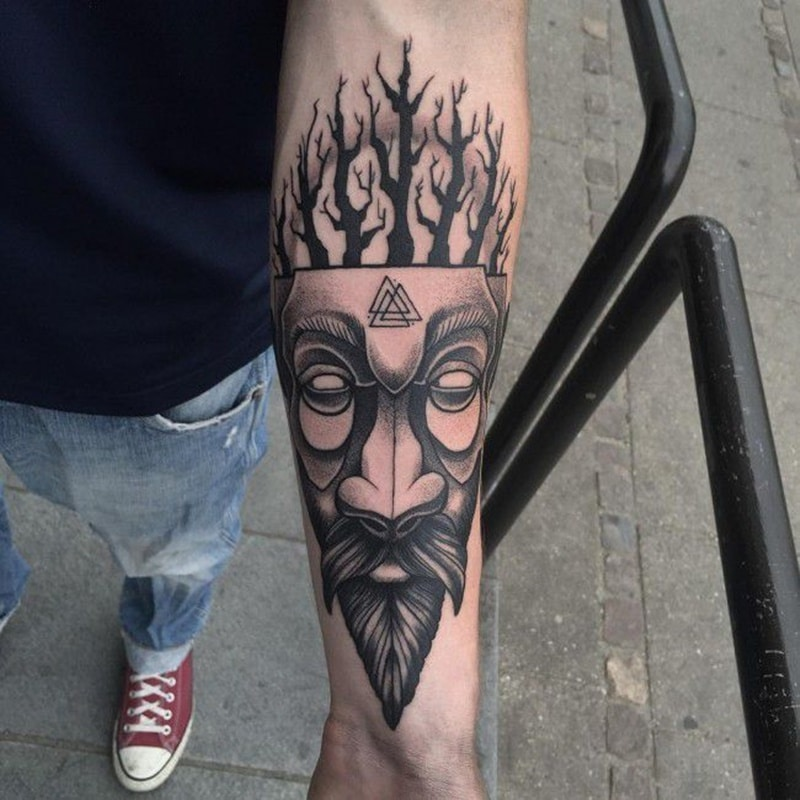 125 Nordic (Viking) Tattoos You Will Love (with Meanings ...Norse Viking Tattoo Designs