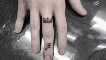 crown-tattoos