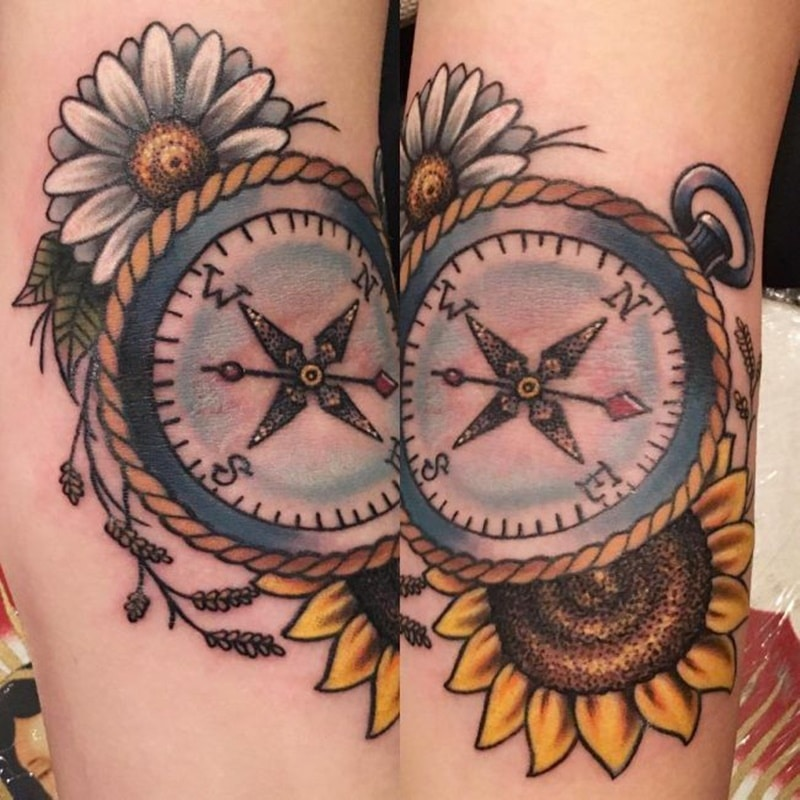 125+ Daisy Tattoo Ideas You Can Go For [+ Meanings] - Wild ...