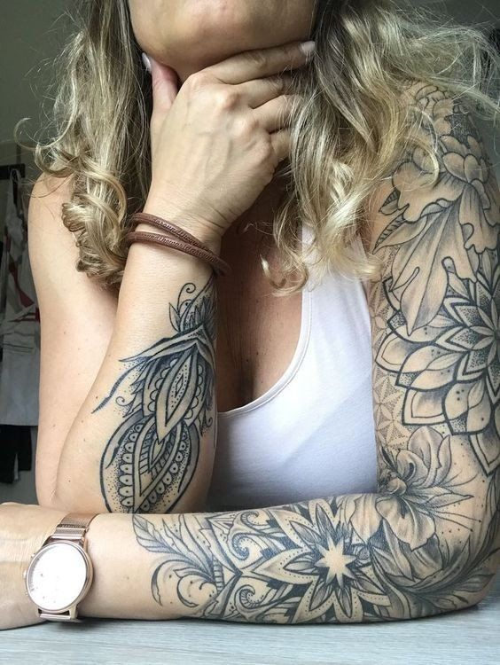 forearm tattoo women
