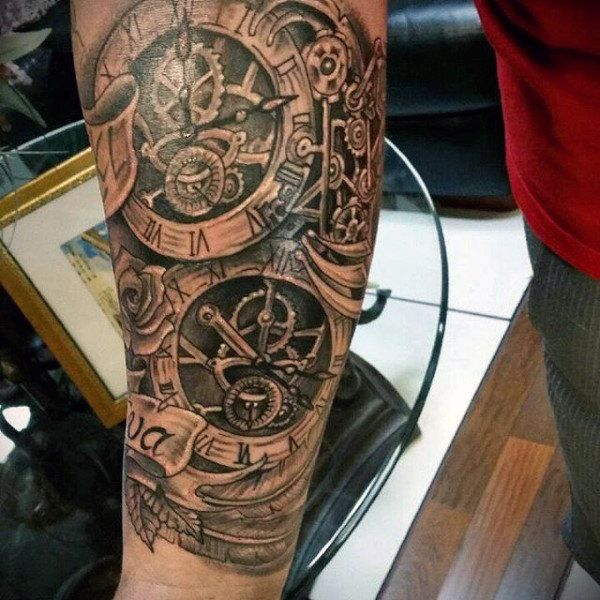sailor forearm