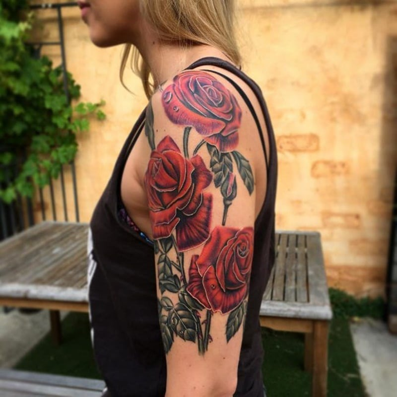 Tattoo Shoulder: 155+ Shoulder Tattoo Ideas That Will Look Amazing On You