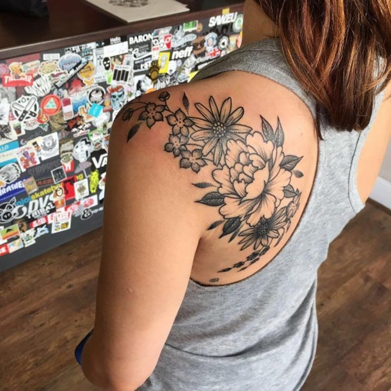 155 Shoulder Tattoo Ideas That Will Look Amazing On You Wild Tattoo Art