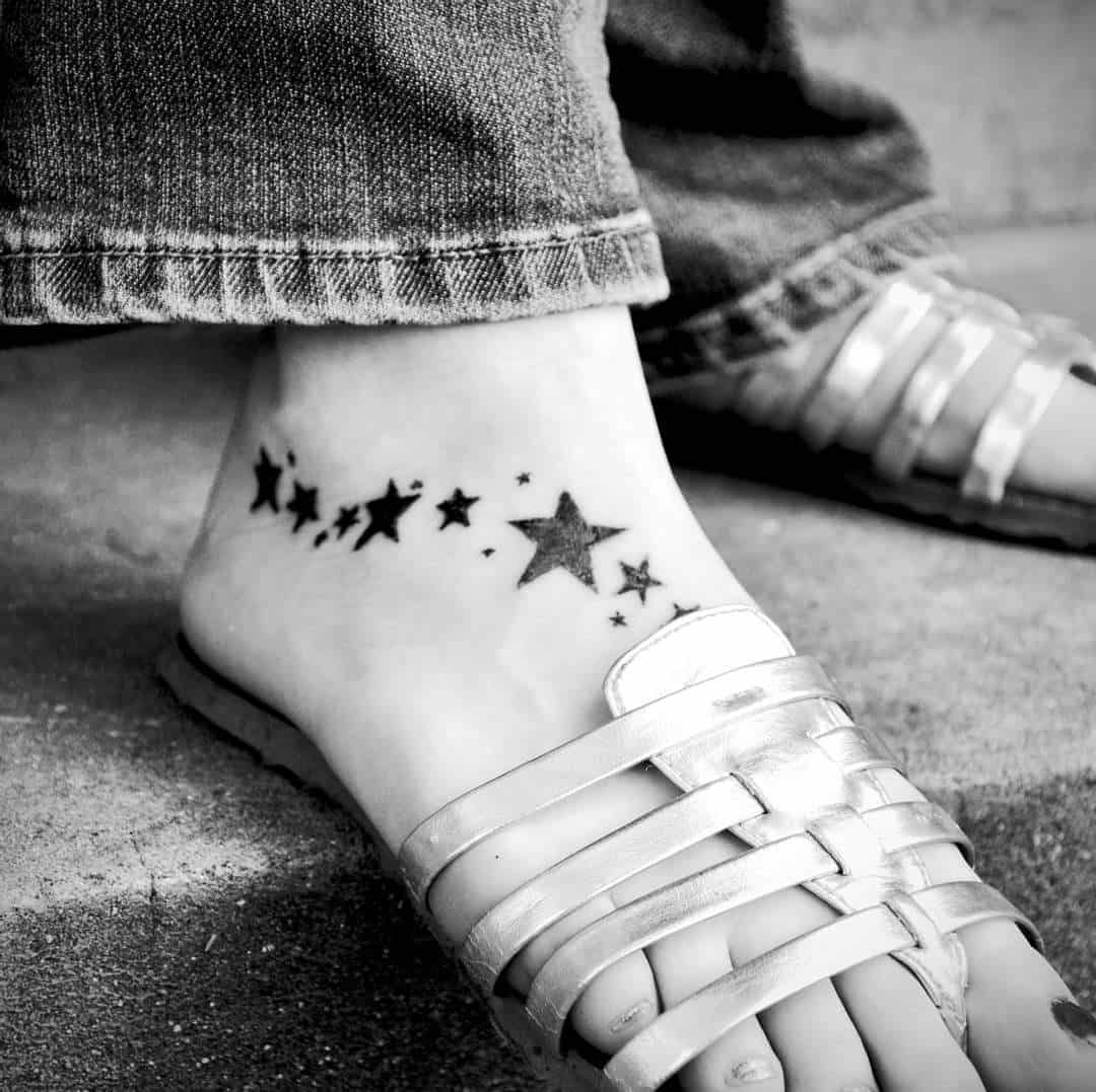 star-tattoos
