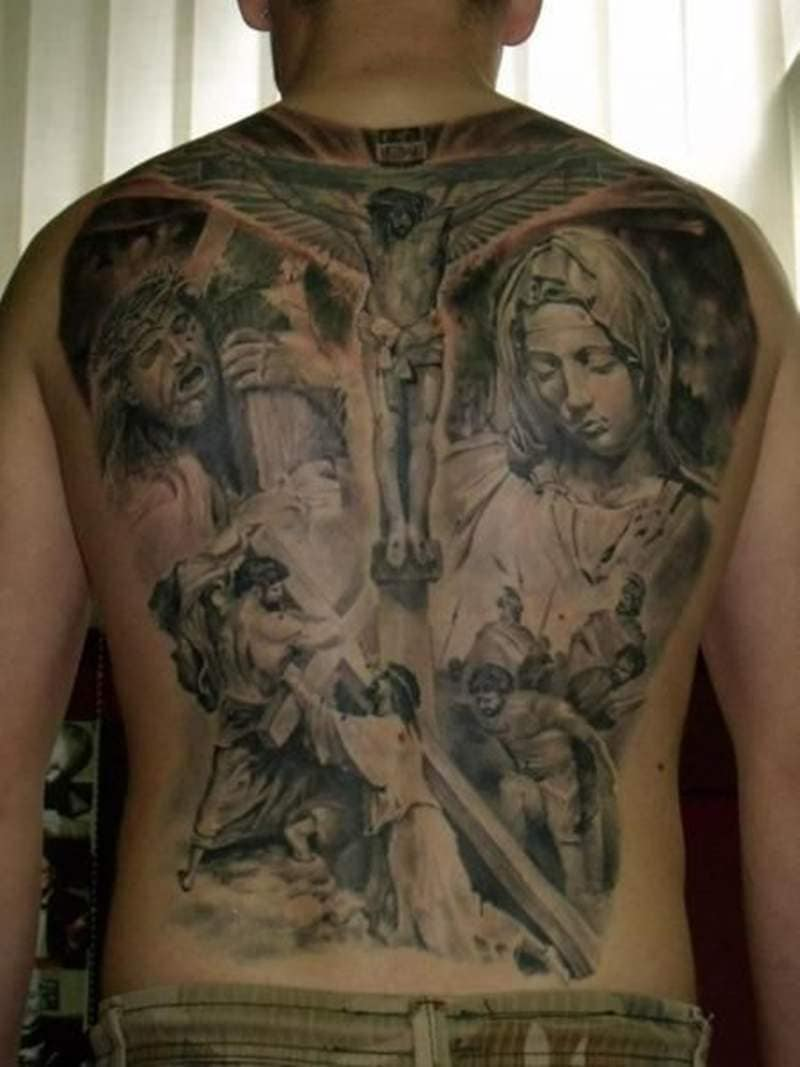 125 Christian Tattoo Ideas To Declare Your Faith Wild Tattoo Art Spiritual jesus christ tattoo is one of the most powerful and beautiful tattoo. 125 christian tattoo ideas to declare