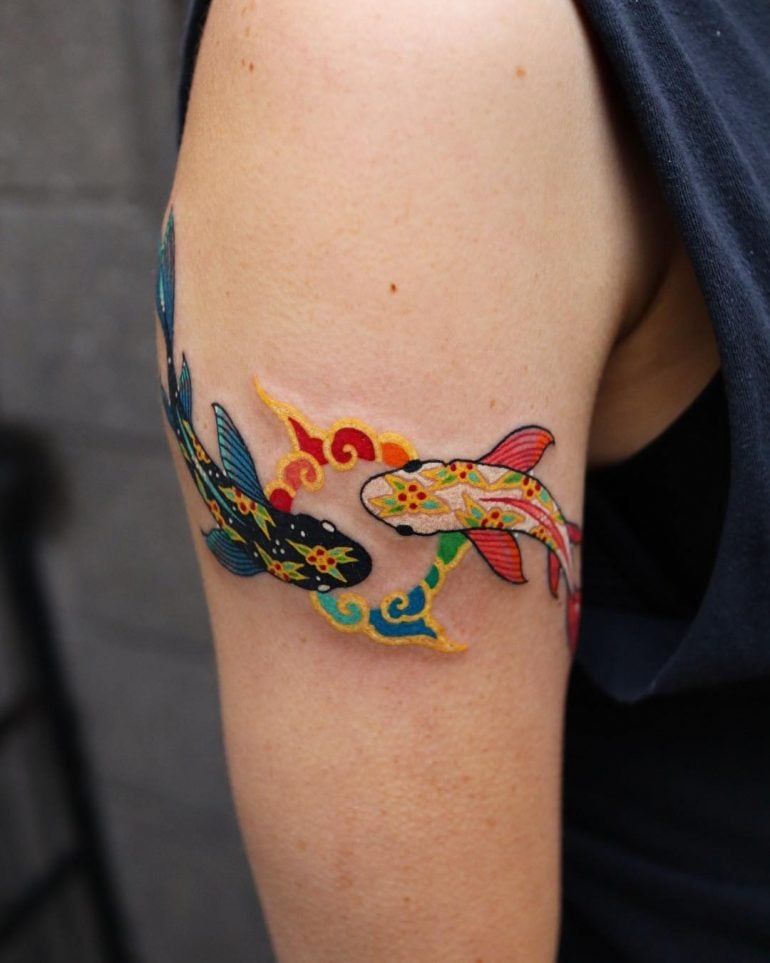 koi-fish-tattoos
