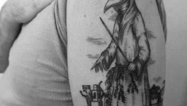plague-doctor-tattoo