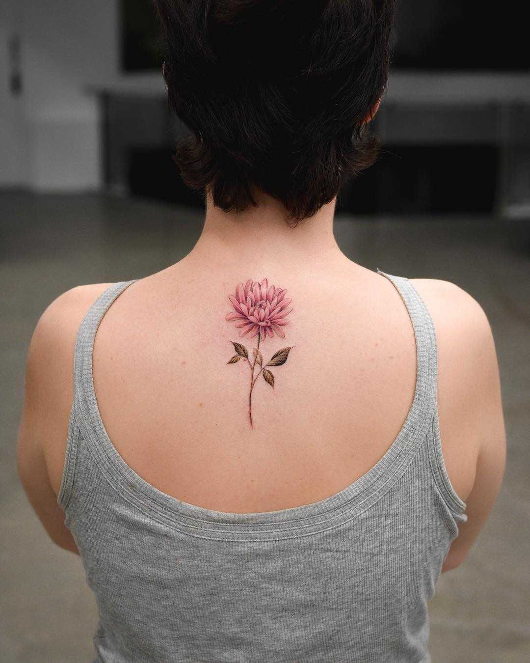 Chrysanthemum Tattoos