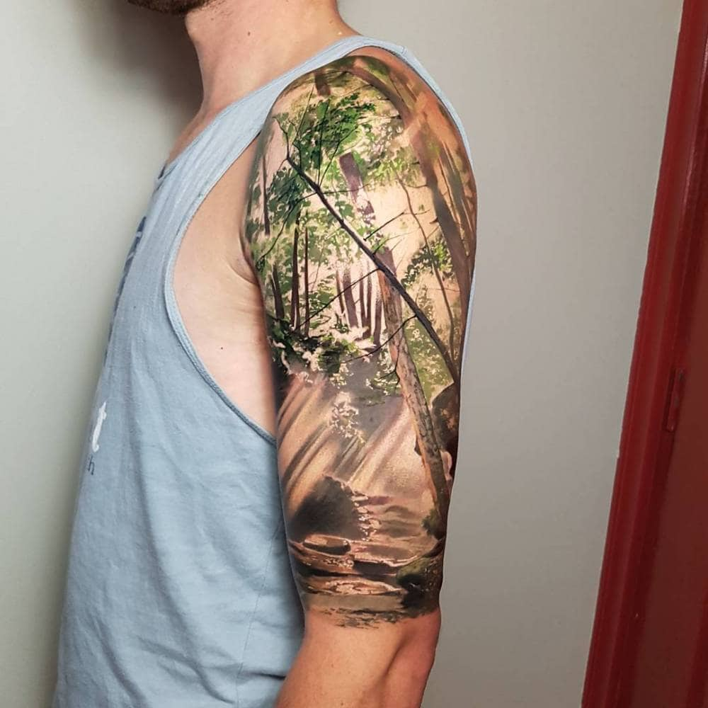 Forest Tattoos