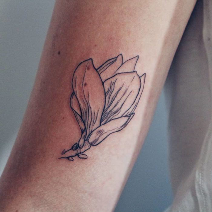 magnolia-tattoo