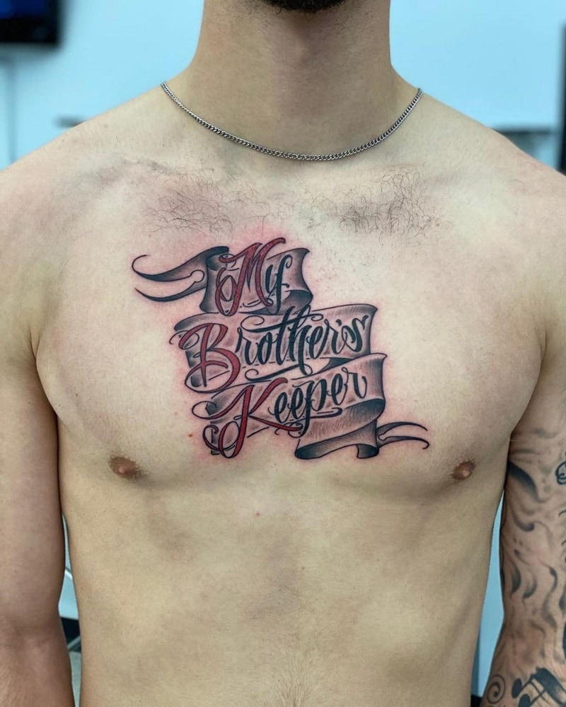 Tattoo where life begins and love never ends